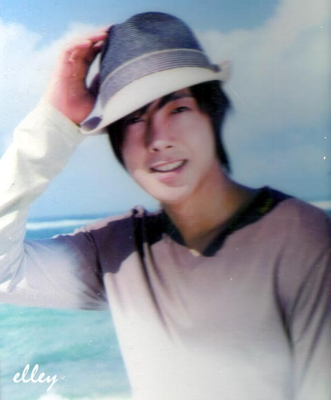 kim hyun joong ~ the first